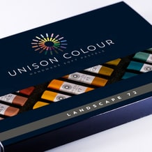 Unison Pastel Landscape Colours Set of 72