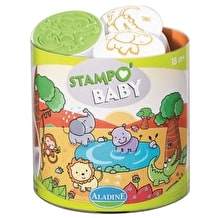 Aladine Savanna Stamp Set Baby