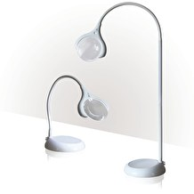 Daylight Magnificent LED Magnifying Lamp
