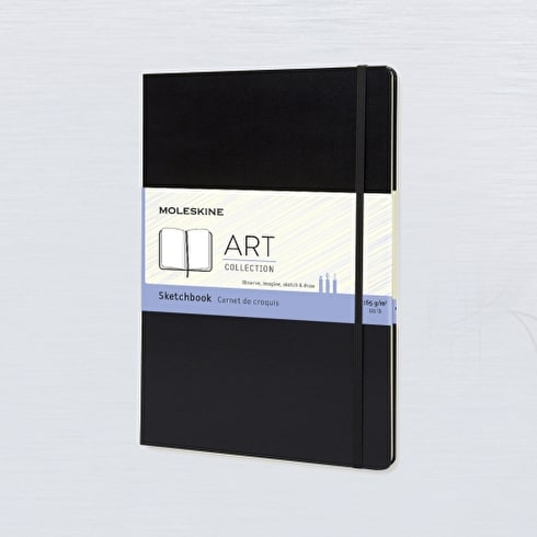 Moleskine Sketchbook | Cass Art