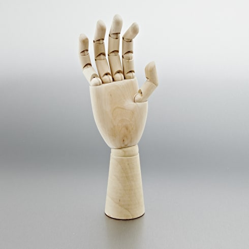 Jakar Wooden Male Right Hand Large