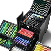 Faber Castell KARLBOX Limited-Edition Collection of the Finest Drawing Tools