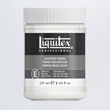 Liquitex Texture Gel Medium 237ml Blended Fibers
