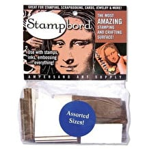 Ampersand Stampbord Stamping & Crafting Surface Assorted Sizes