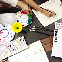 Introduction to Watercolours at Cass Art Bristol