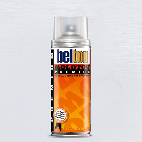 Molotow Belton Premium Varnish Spray Paint 400ml