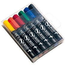 Pebeo Setaskrib Fabric Pen Set of 6 Assorted Colours