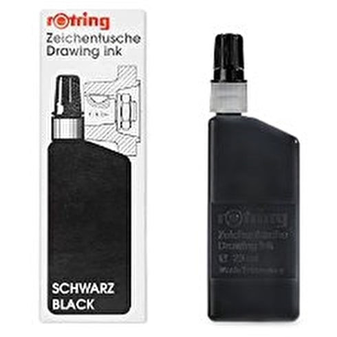 Rotring Isograph Drawing Ink | Cass Art
