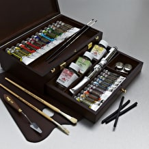 Rembrandt Oil Colour Box Master Set of 24