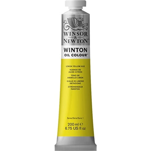 Winsor & Newton Winton Oil Colour 200ml | Oil Paint | Cass Art
