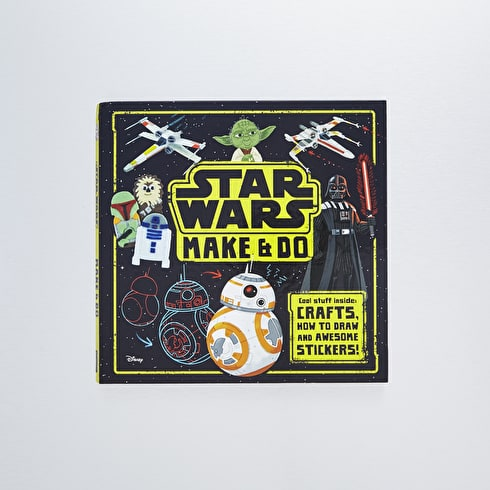 Star Wars Make & Do