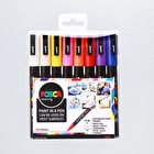 Posca Paint Marker PC-3M 0.9-1.3mm Set of 16