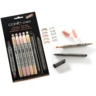 Copic Ciao Skin Tones Pack of 6 Assorted Colours