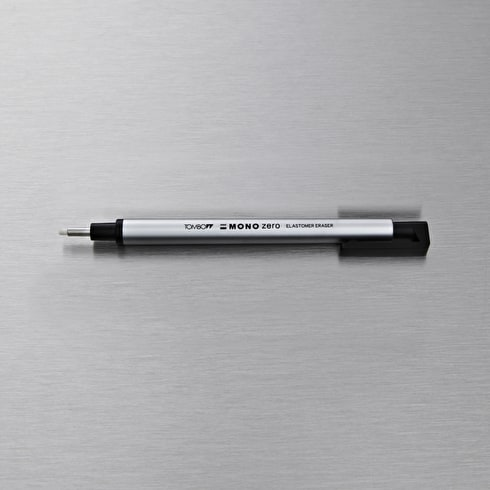 Tombow MONO Zero Slim Barrel Eraser | Cass Art