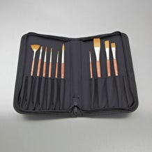 Cass Art Synthetic Brush Collection Set of 10
