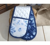 National Trust Country Kitchen Double Oven Glove