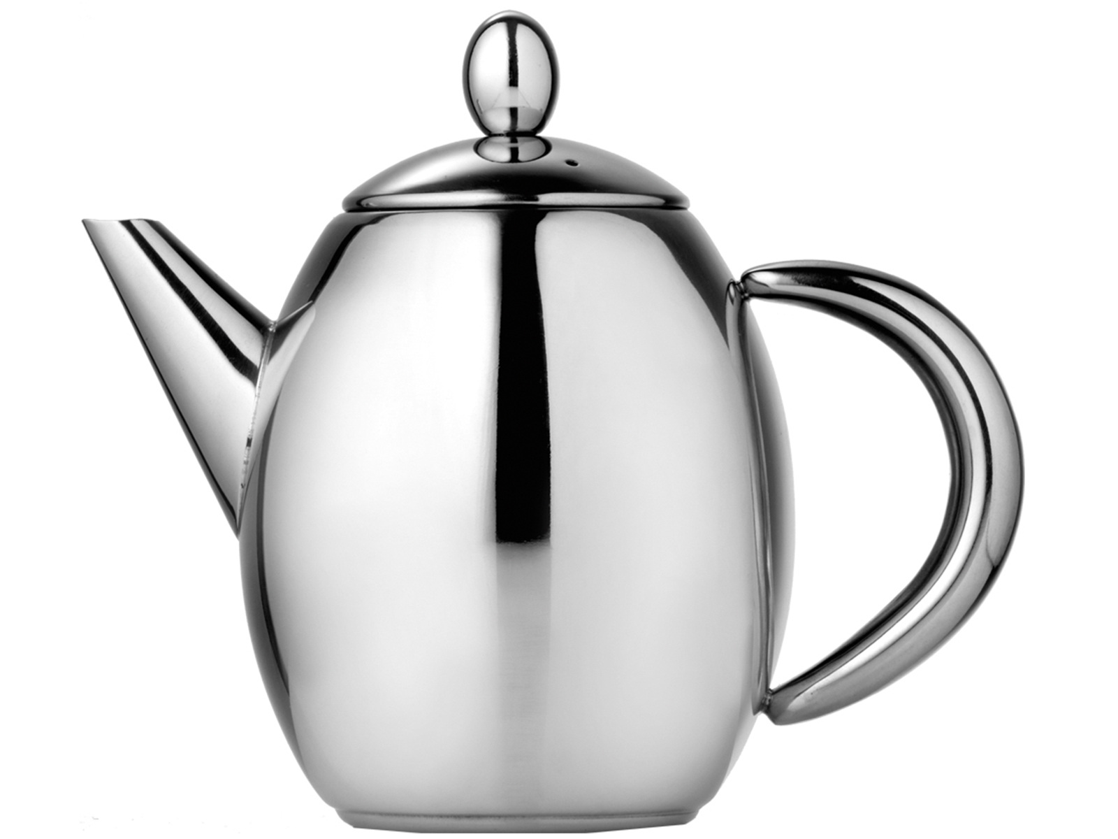 La Cafetiere Paris 500ml Stainless Steel Teapot