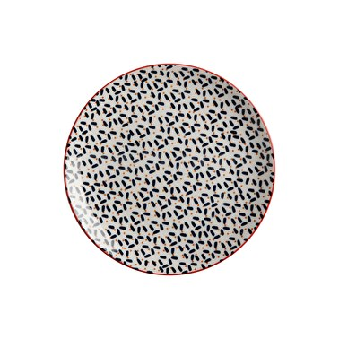 Maxwell & Williams Boho 20Cm Plate Kiraku Blue