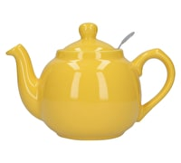 London Pottery Farmhouse 2 Cup Teapot New Yellow