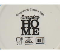 Everyday Home Watercolour Sketch Barrel Mug