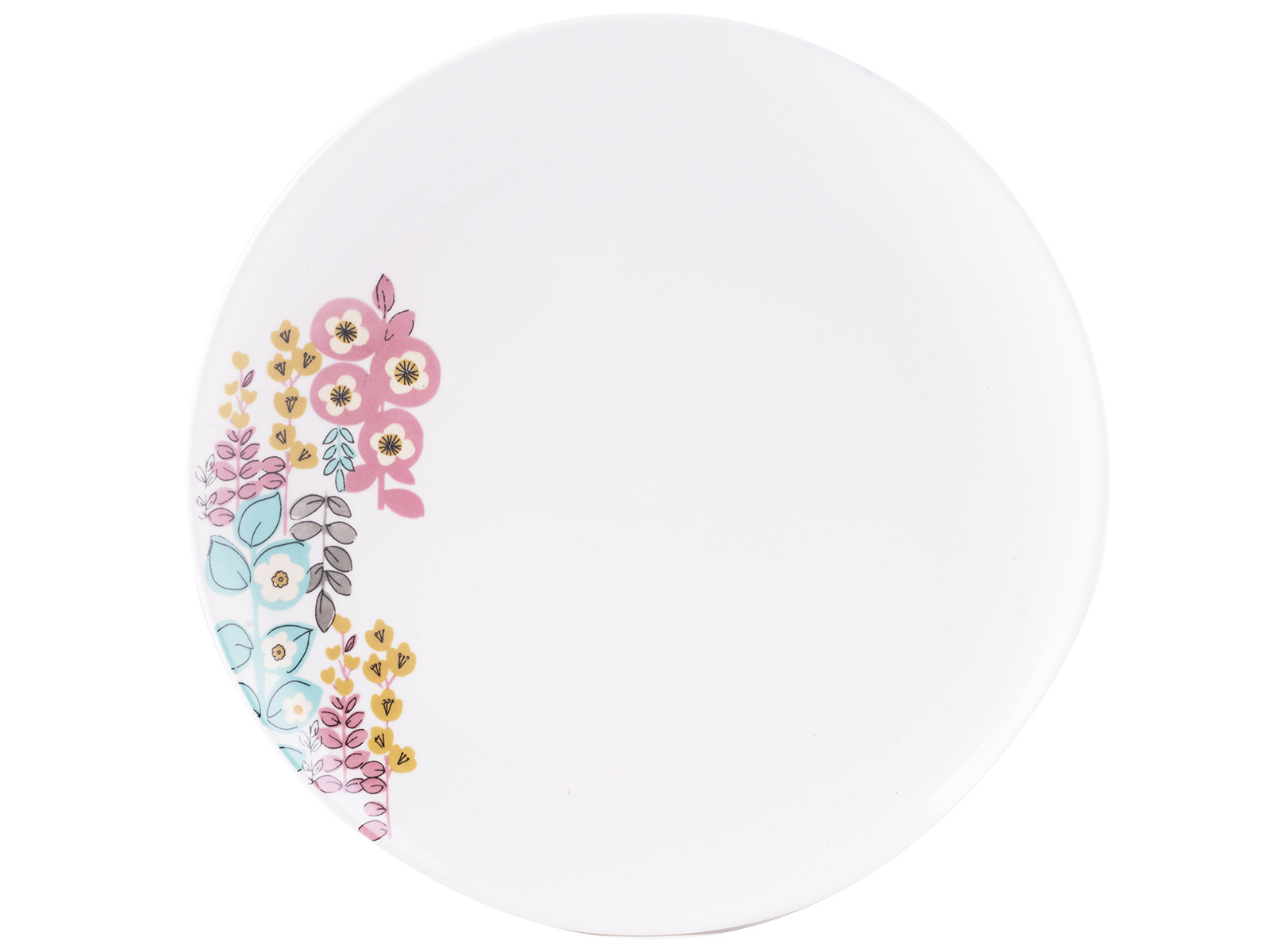 Katie Alice Pretty Retro Floral Dinner Plate