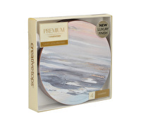 Creative Tops Tranquillity Pack Of 4 Round Coasters
