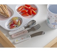Creative Tops Once Upon A Time 3pc Cutlery Set With Stainless Steel Head In A CDU