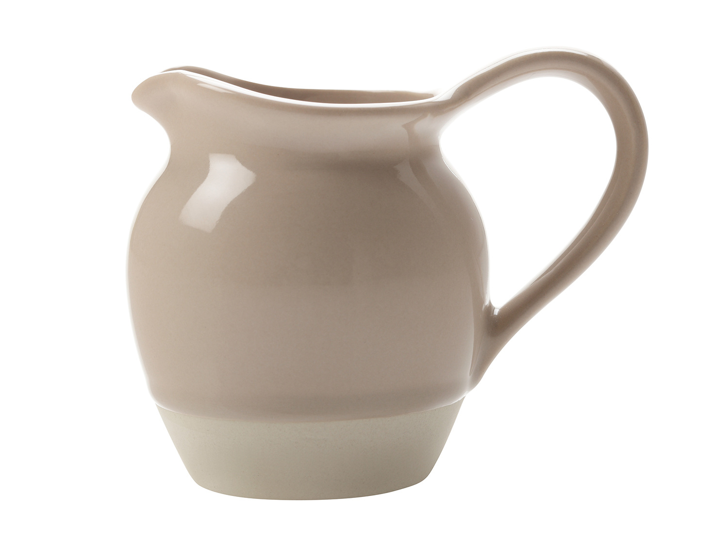 Maxwell & Williams Artisan 110Ml Jug Biscuit