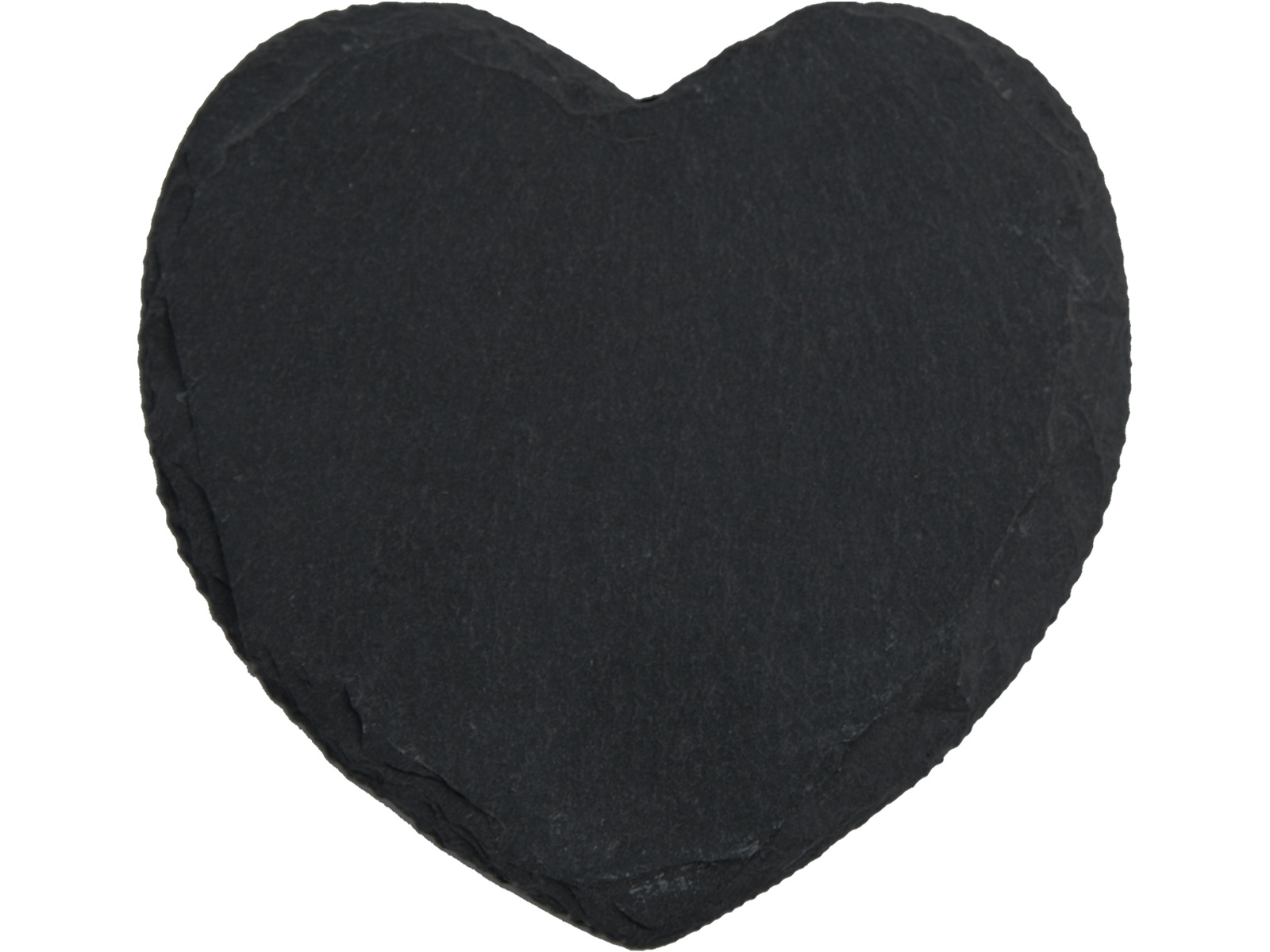 Creative Tops Pack Of 4 Heart Shaped Slate Coasters