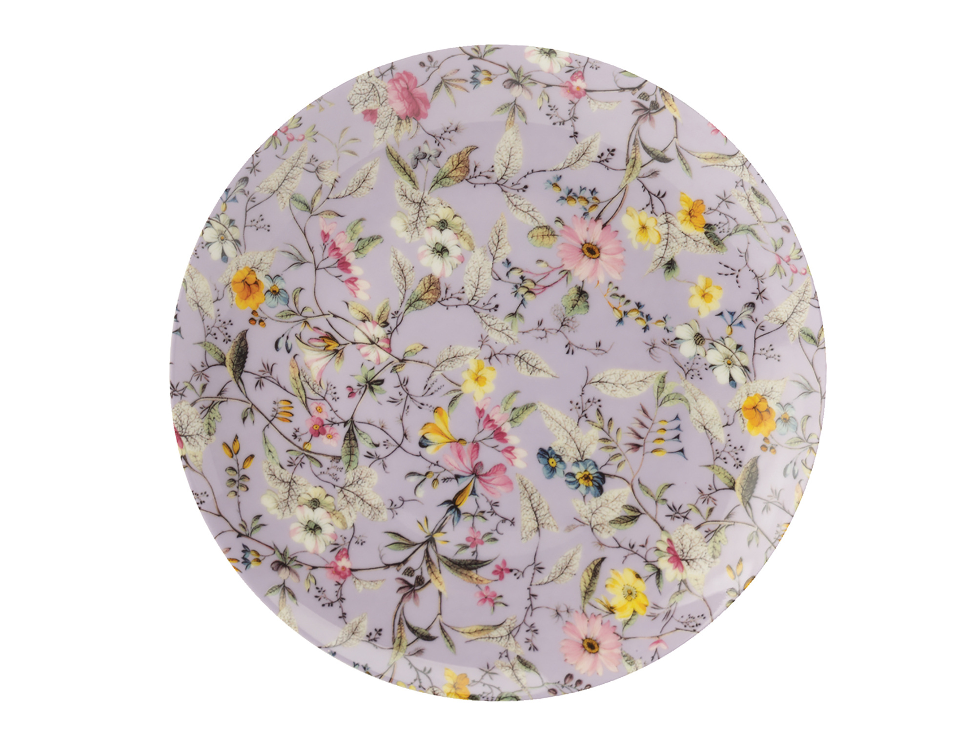 Maxwell & Williams William Kilburn Winter Bloom 20Cm Plate Gift Boxed
