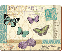 Creative Tops Postcard Pack Of 6 Premium Placemats