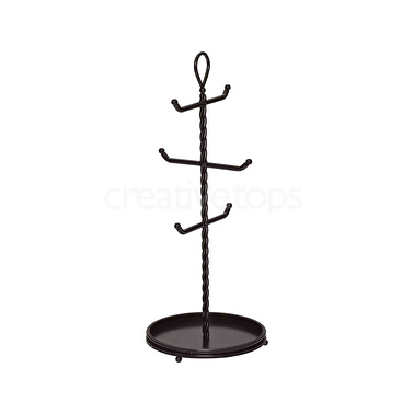 Mikasa Gourmet Rope Cast Base 6 Mug Tree