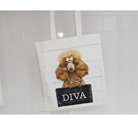 Creative Tops Mug Shots Diva Dog Bag