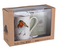 Creative Tops Into The Wild Time For Tea