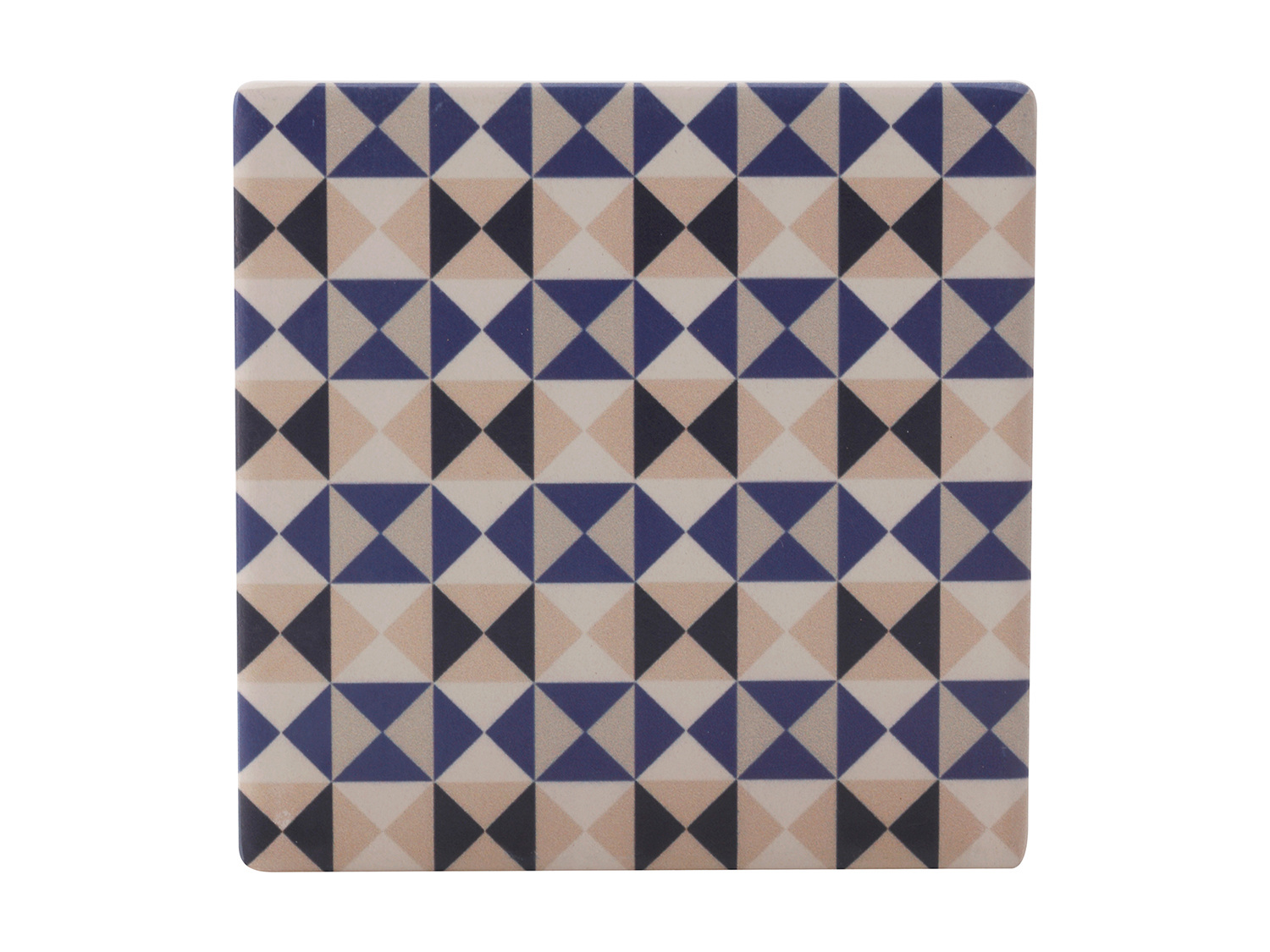 Maxwell & Williams Medina Nador 9Cm Ceramic Square Tile Coaster