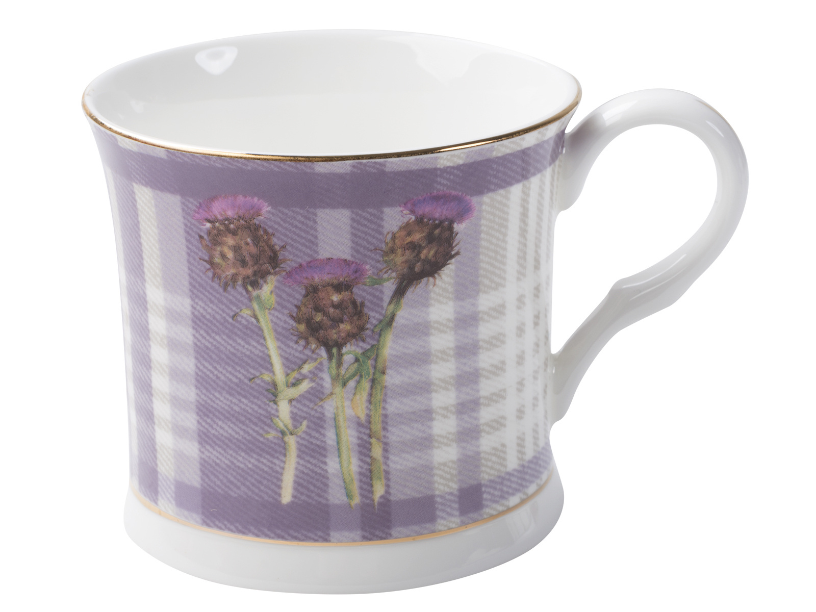 Creative Tops Thistle Palace Mug Purple