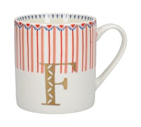 Creative Tops Alphabet Can Mug F