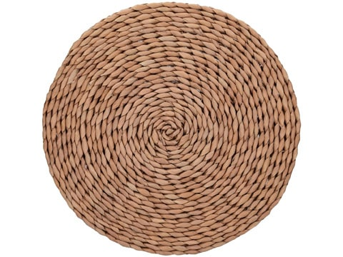 Creative Tops Naturals Wovan Grass Pack Of 2 Placemats Brown