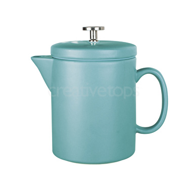 La Cafetiere Barcelona Cafetiere Retro Blue