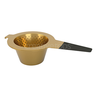 La Cafetiere Edited Tea Strainer Gold