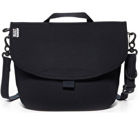Built Messenger Lunch Bag Black