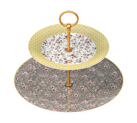 Katie Alice Ditsy Floral Cake Stand