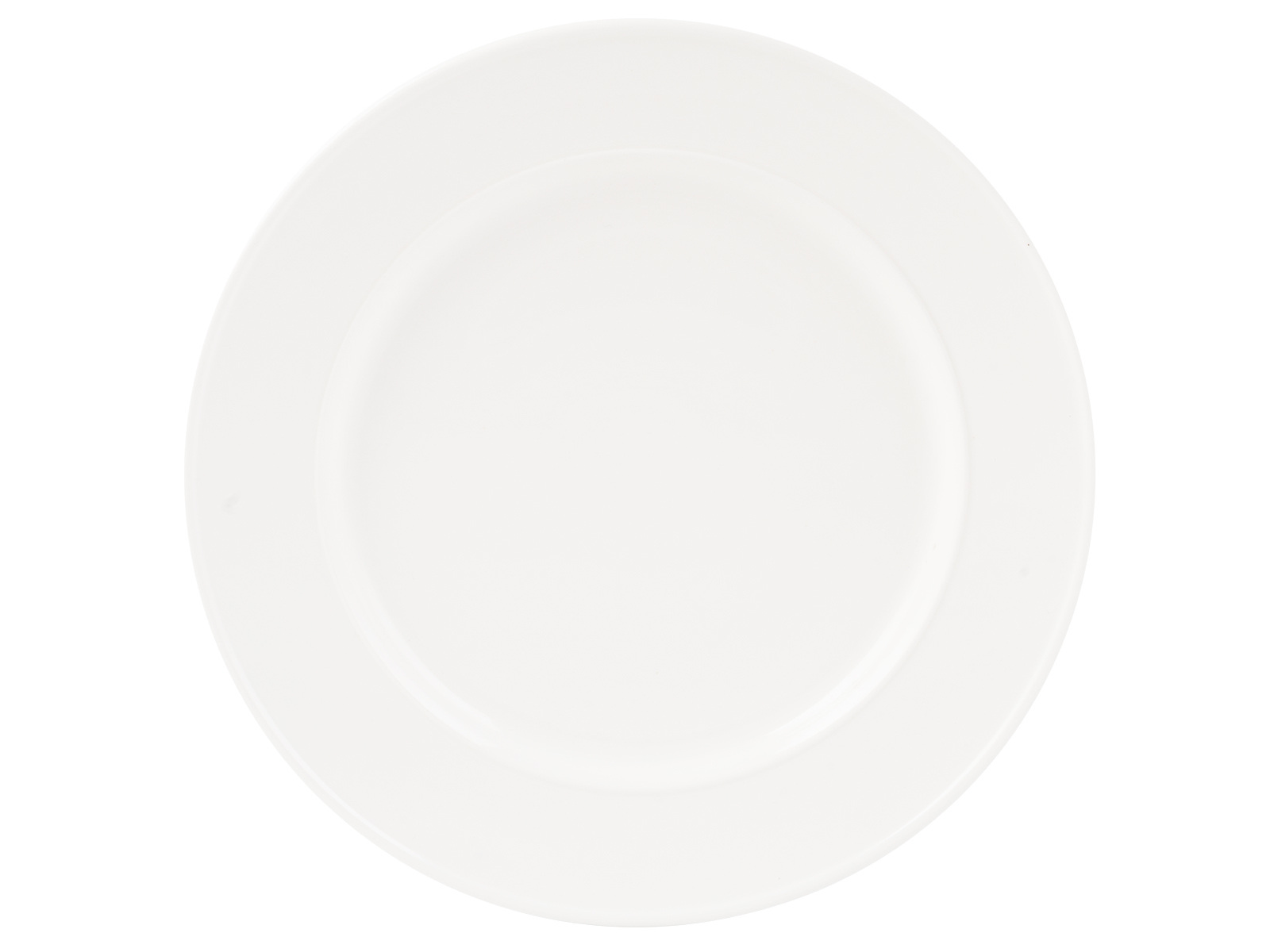 M By Mikasa Whiteware Ridged Side Plate