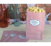 Creative Tops Retro Treats Popcorn Pack Of 10 Paper Bags