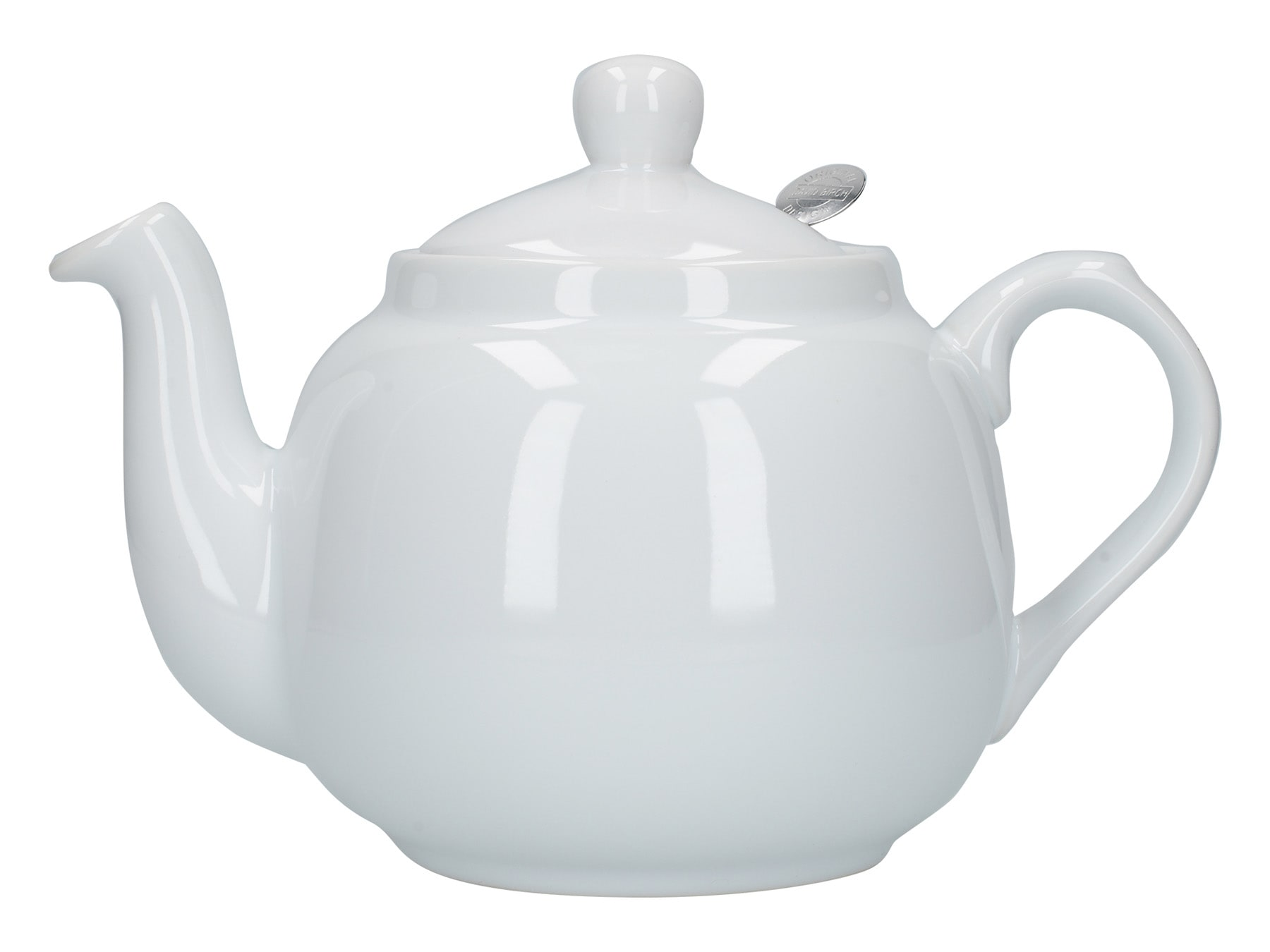 London Pottery Farmhouse 4 Cup Teapot White