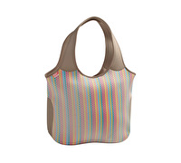 Built Essential Neoprene Tote Candy Dot