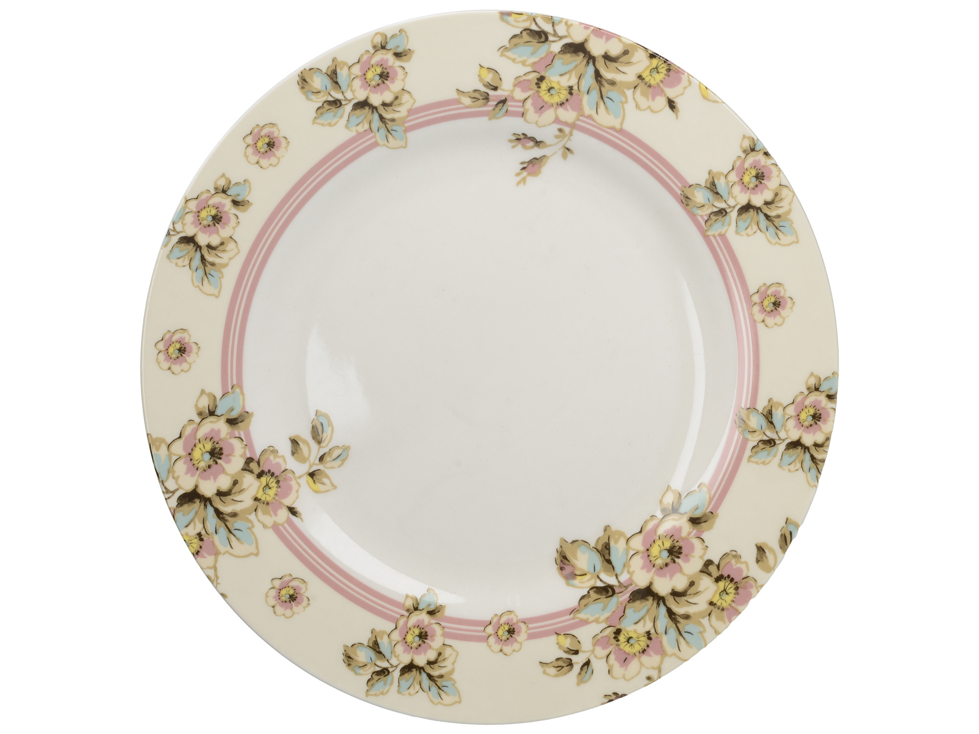 Katie Alice Cottage Flower Dinner Plate