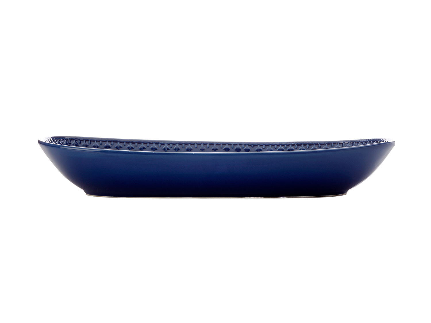 Maxwell & Williams Ponto 42X21Cm Oblong Bowl Gift Boxed