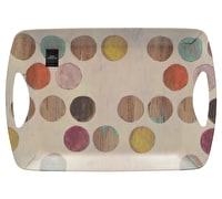 Creative Tops Retro Spot Large Luxury Handled Tray