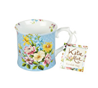 Katie Alice English Garden Tankard Mug Blue